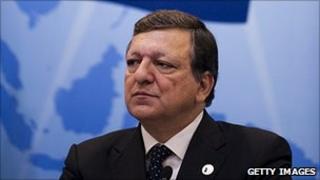 European Commission president Jose Manuel Barroso - file pic