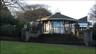 Guernsey Museum in Candie Gardens