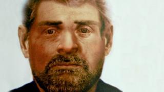 Unidentified Jersey dead man