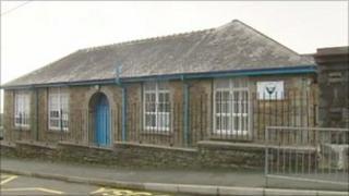 Pwll Primary School, near Llanelli,