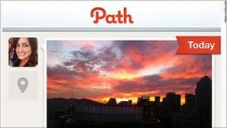 path screenshot