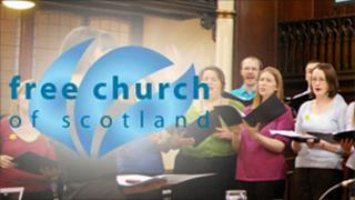 Free Church of Scotland website