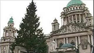 Archive photo of City Hall, Belfast