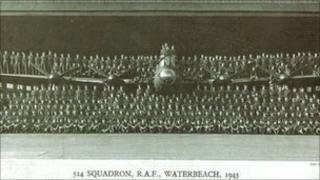 RAF 514 Squadron, Waterbeach 1945