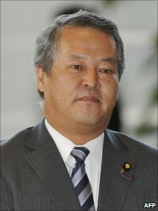 Minoru Yanagida, file pic from 2010