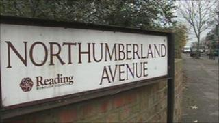 Northumberland Avenue road sign