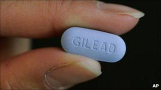 Truvada, which is made California-based Gilead Sciences, combines two antiretroviral drugs