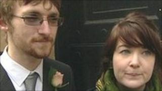 Ian Goggin, 21, and Kristin Skarsholt, 22