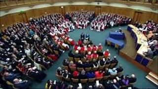 The new General Synod