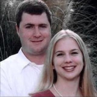 Gabe and Tina Watson