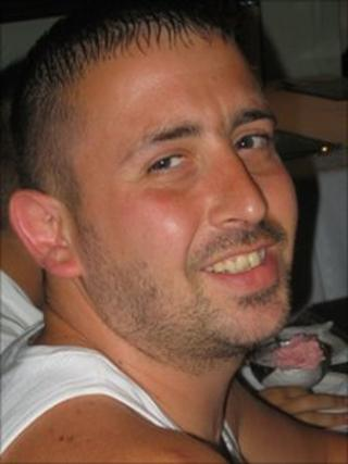 Andreas Fantousi, who was fatally stabbed in Tunstall
