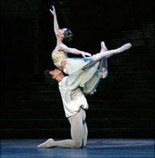 Tamara Rojo and Carlos Acosta