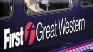 Great Western train