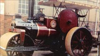 The Allchin Roller 1131