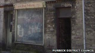 The former bakery (Photo: Purbeck District Council)