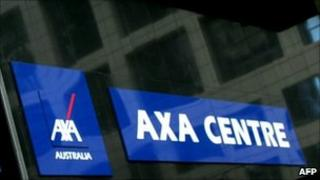 AXA Australia's headquarters