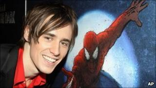 Spider-Man star Reeve Carney
