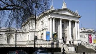 The Tate Britain