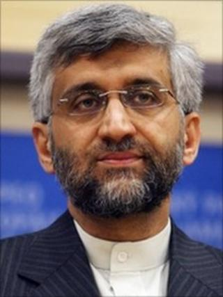 Saeed Jalili (File photo)