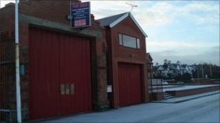 Old Hoylake Lifeboat Station