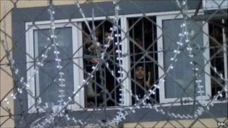 Filakio detention centre, Greece