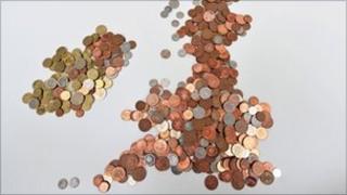 Cash map