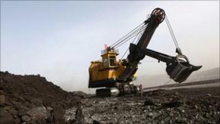 Mine in China