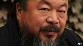 Ai Weiwei, file image