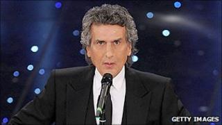 Italian Eurovision winner Toto Cotugno