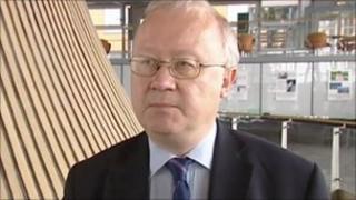 Education Minister Leighton Andrews
