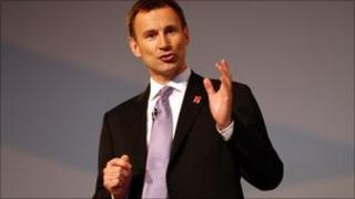Jeremy Hunt, culture secretary