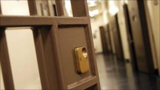 Police custody suite