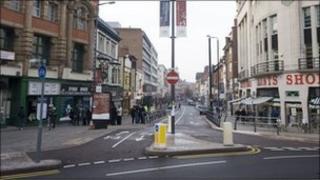 Granby Street Gateway Scheme