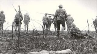 World War I image