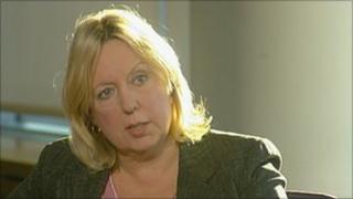 Lorely Burt MP