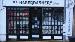 Haberdashery Shop, Ramsgate