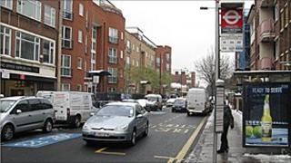 Poplar High Street