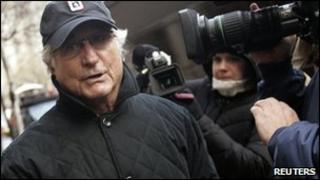 Bernard Madoff. File photo