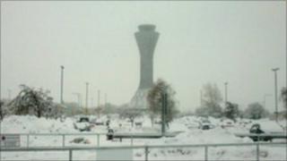 Edinburgh Airport (Pic: Lisa Summers)