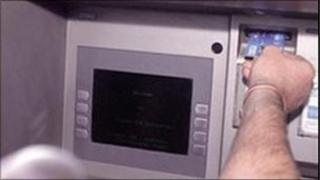 Automatic teller machine (ATM)