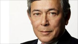 Lloyds Banking Group chief executive Eric Daniels