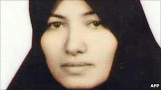 Sakineh Mohammadi Ashtiani (file picture)