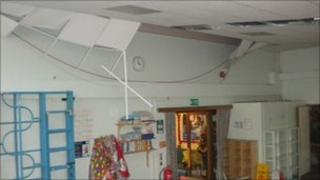 Classroom at Riddings Infant School