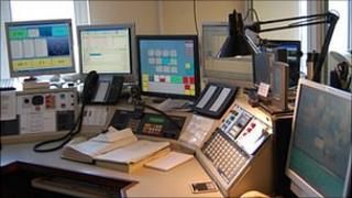 Guernsey Harbour Authority's St Peter Port Radio