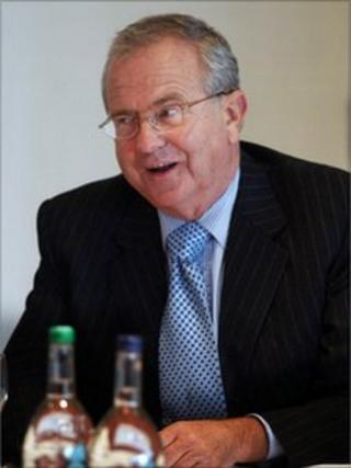 Sir George Mathewson