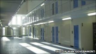Jurby Prison A Wing