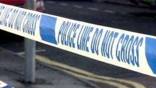 Library picture of crime scene tape