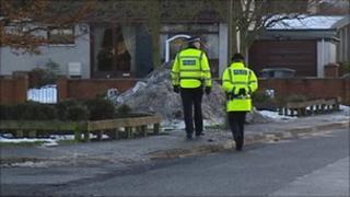 police in Whitburn