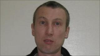 Absconder Wayne Ward