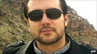 Taimour Abdulwahab al-Abdaly (file image)